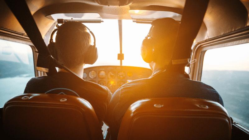 piloot en co-piloot