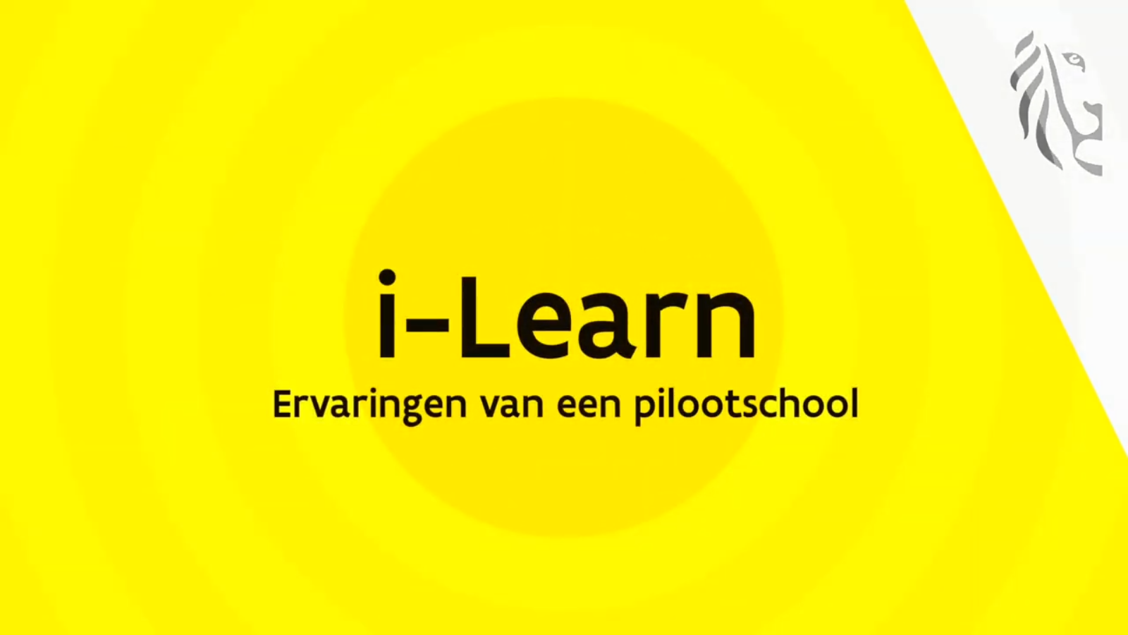 video ervaringen van een pilootschool