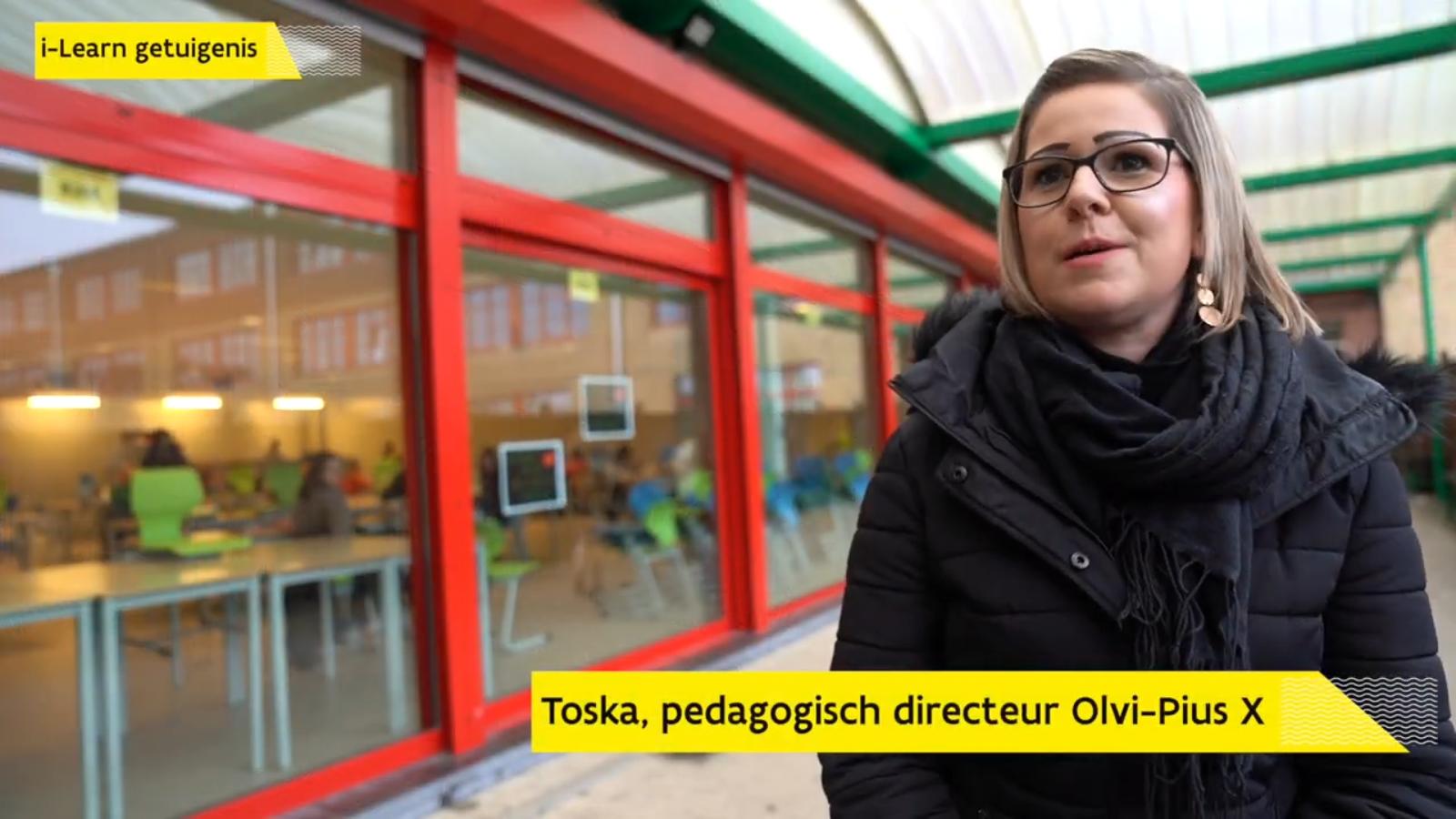 Getuigenis directeur Toska